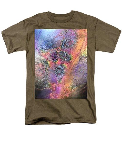 Men's T-Shirt  (Regular Fit) featuring the digital art Impressionist Dreams 2 by Casey Kotas