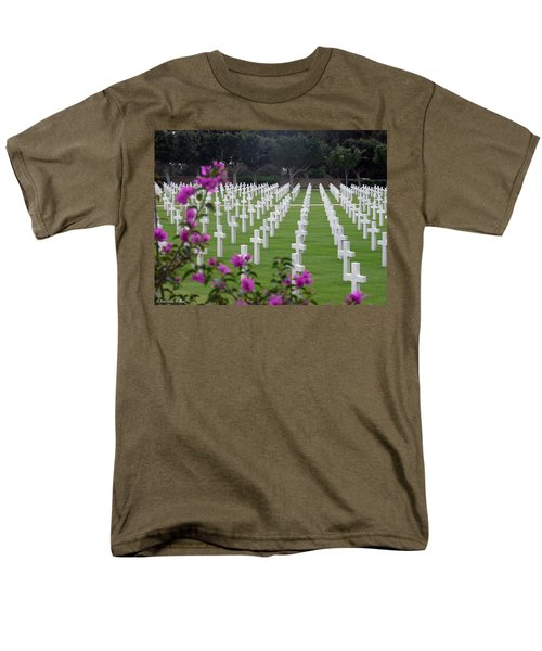 Men's T-Shirt  (Regular Fit) featuring the photograph In Rememberance by Lucinda Walter