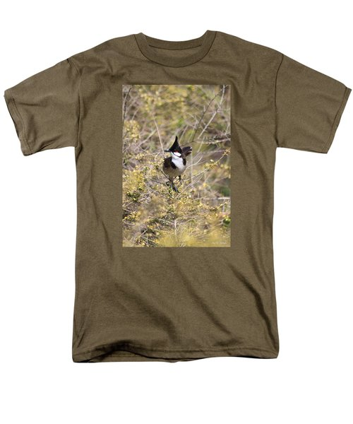 Men's T-Shirt  (Regular Fit) featuring the photograph In The Moment by Amy Gallagher