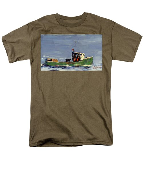In Tow Men's T-Shirt  (Regular Fit) by Molly Poole