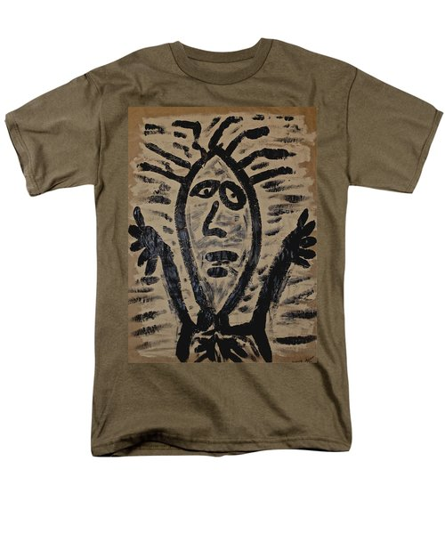 Incantation Men's T-Shirt  (Regular Fit) by Mario Perron