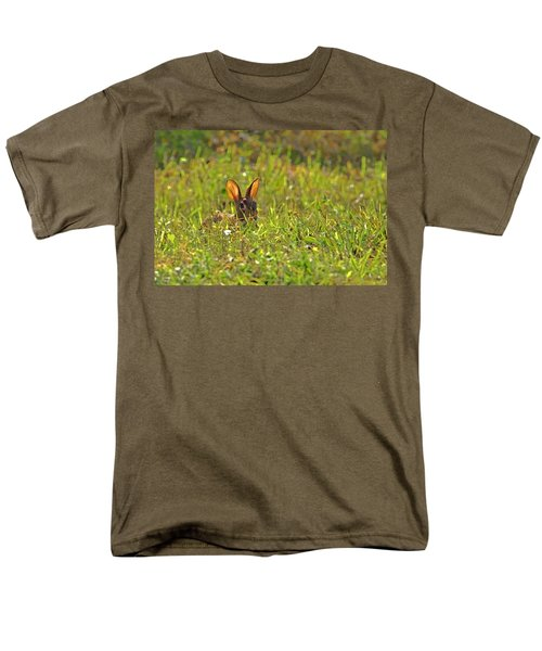 Inconspicuous Men's T-Shirt  (Regular Fit) by Gary Holmes