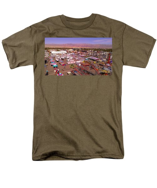 Indio Fair Grounds Men's T-Shirt  (Regular Fit)