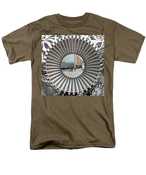 Institut Du Monde Arabe - Paris Men's T-Shirt  (Regular Fit) by Luciano Mortula