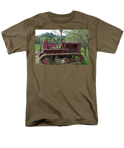 International Harvester Men's T-Shirt  (Regular Fit) by Tikvah's Hope