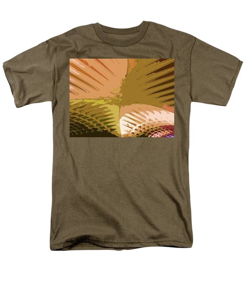 Intersection Men's T-Shirt  (Regular Fit) by Julio Lopez