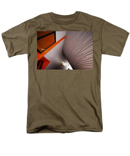 Into The Abyss Men's T-Shirt  (Regular Fit) by Wayne Sherriff