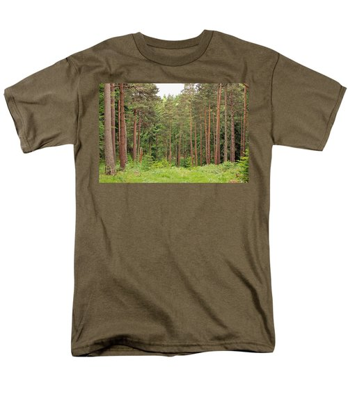 Into The Woods Men's T-Shirt  (Regular Fit) by Tony Murtagh