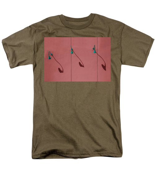 I's About Time Men's T-Shirt  (Regular Fit) by Paul Wear