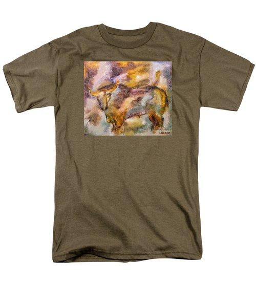 Istrian Bull -  Boshkarin Men's T-Shirt  (Regular Fit)
