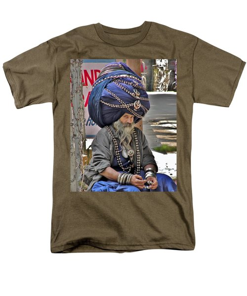 Its All In The Head - Rishikesh India Men's T-Shirt  (Regular Fit)