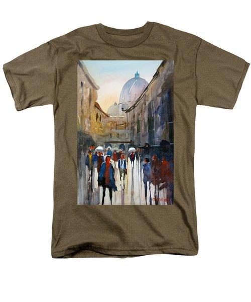 Italian Impressions 5 Men's T-Shirt  (Regular Fit) by Ryan Radke