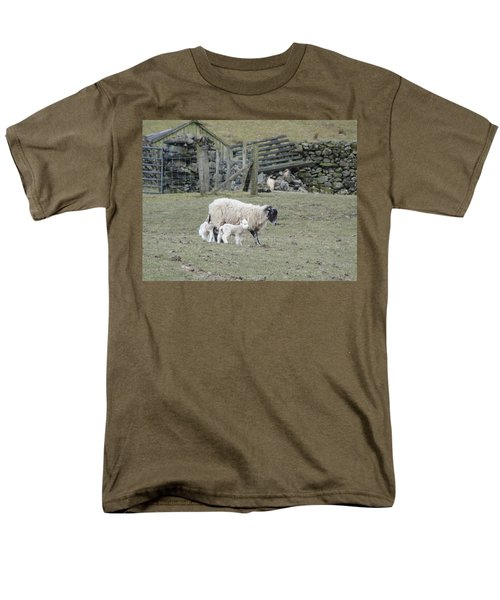 Men's T-Shirt  (Regular Fit) featuring the photograph It's Spring Time by Tiffany Erdman
