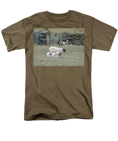 It's Spring Time Men's T-Shirt  (Regular Fit) by Tiffany Erdman