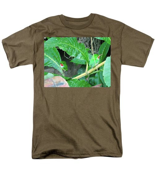 Jamaican Toadies Men's T-Shirt  (Regular Fit) by Carey Chen