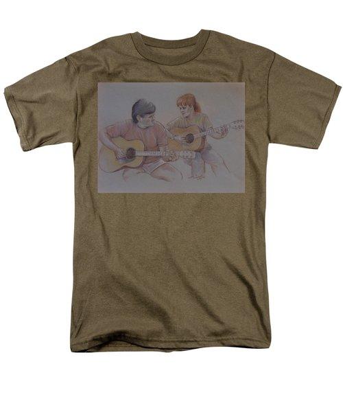 Jamin Men's T-Shirt  (Regular Fit) by Duane R Probus