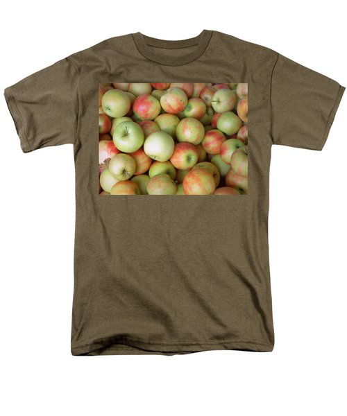 Jonagold Apples Men's T-Shirt  (Regular Fit) by Joseph Skompski