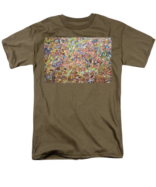 Men's T-Shirt  (Regular Fit) featuring the painting June by James W Johnson