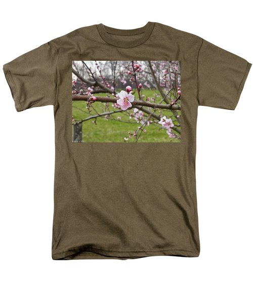 Just Peachy 3 Men's T-Shirt  (Regular Fit) by Nick Kirby
