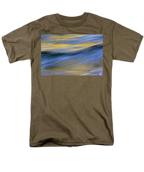 Men's T-Shirt  (Regular Fit) featuring the photograph Kawaakari by Cathie Douglas
