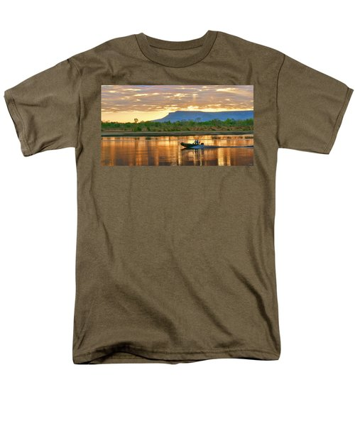 Kimberley Dawning Men's T-Shirt  (Regular Fit) by Holly Kempe