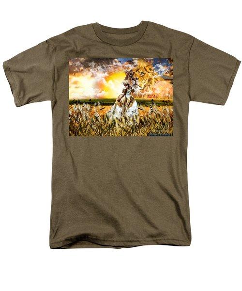 Kingdom Gold Men's T-Shirt  (Regular Fit) by Dolores Develde