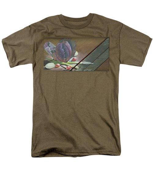 Kraut Cutter Men's T-Shirt  (Regular Fit) by Doreta Y Boyd