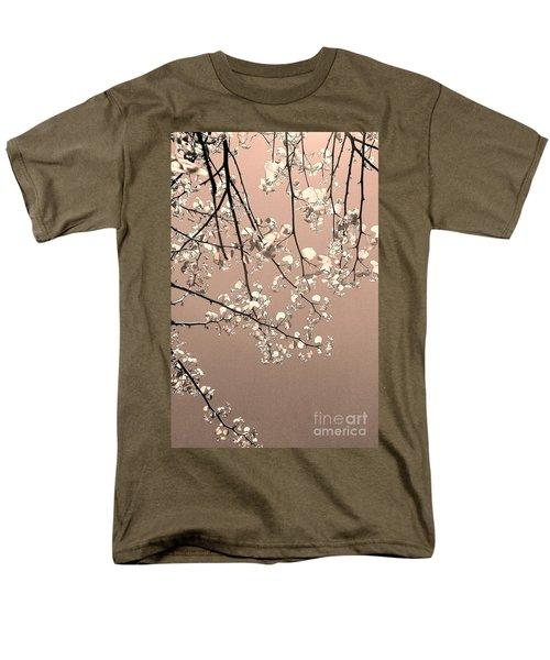 La Vie En Rose Men's T-Shirt  (Regular Fit) by Jacqueline McReynolds