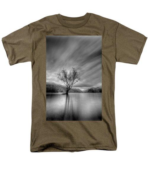 Lake Tree Mon Men's T-Shirt  (Regular Fit) by Beverly Cash