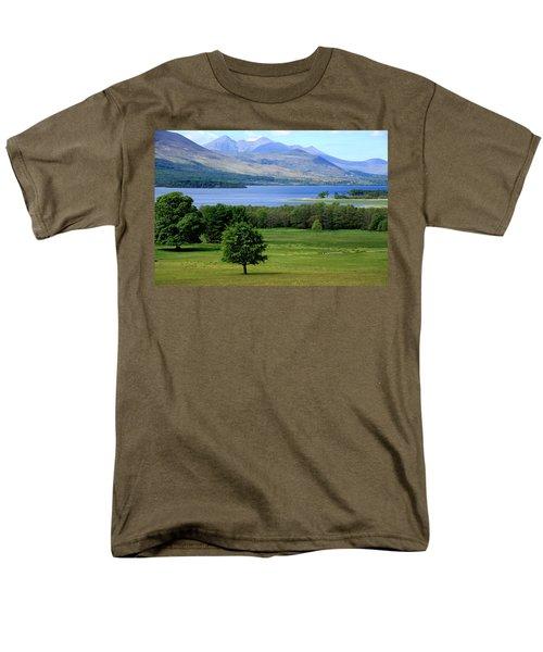 Lakes Of Killarney - Killarney National Park - Ireland Men's T-Shirt  (Regular Fit)