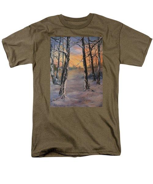 Last Of The Sun Men's T-Shirt  (Regular Fit) by Jean Walker