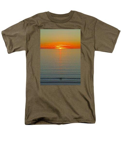 Last Rays Men's T-Shirt  (Regular Fit) by Jocelyn Kahawai