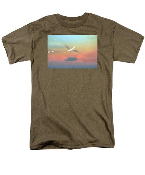 Last Vestige Men's T-Shirt  (Regular Fit) by Ed Hall