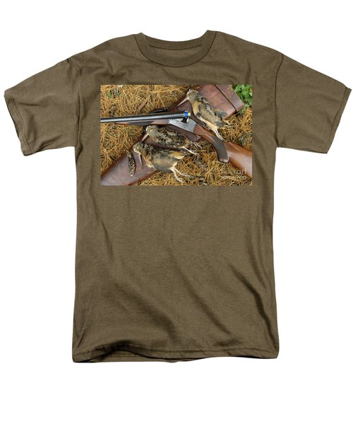 Lefever And Timberdoodle - D004023 Men's T-Shirt  (Regular Fit) by Daniel Dempster
