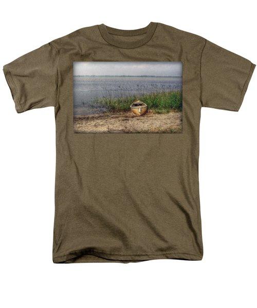 Men's T-Shirt  (Regular Fit) featuring the photograph L'etang by Hanny Heim