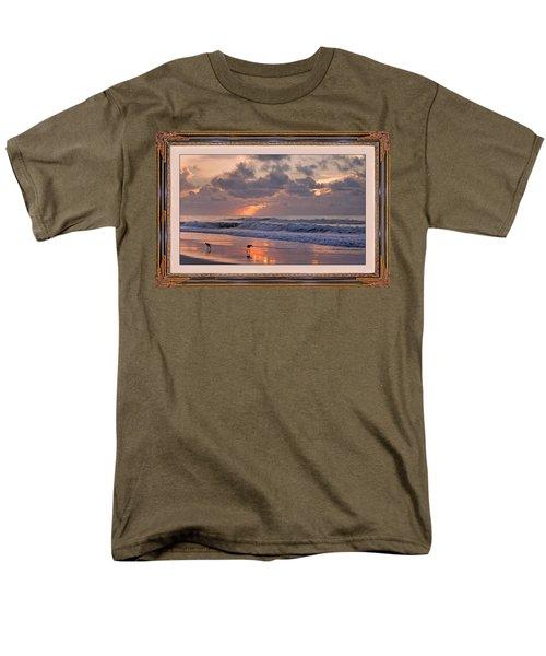 Lifetime Love Men's T-Shirt  (Regular Fit) by Betsy Knapp