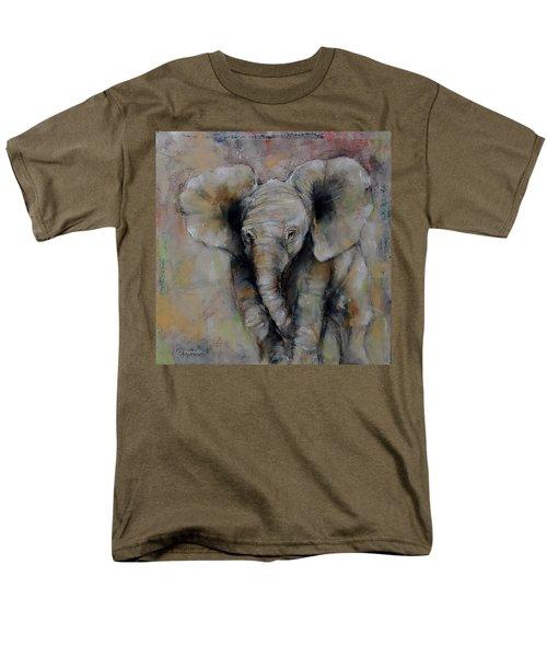 Little Giant Men's T-Shirt  (Regular Fit) by Jean Cormier