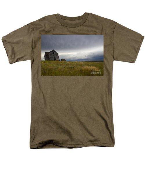 Little Remains Men's T-Shirt  (Regular Fit) by Bob Christopher