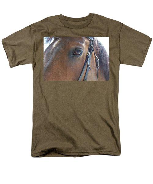 Look In My Eye Men's T-Shirt  (Regular Fit)