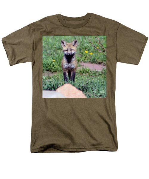 Take Me Home Men's T-Shirt  (Regular Fit) by Fiona Kennard