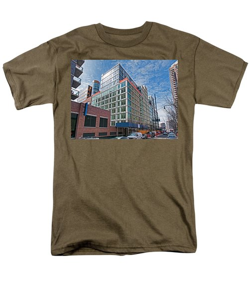 Looking West Men's T-Shirt  (Regular Fit) by Steve Sahm