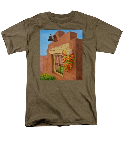 Los Chiles Men's T-Shirt  (Regular Fit) by Donna  Manaraze
