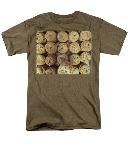 Lotta Cookies Men's T-Shirt  (Regular Fit) by Kevin Caudill