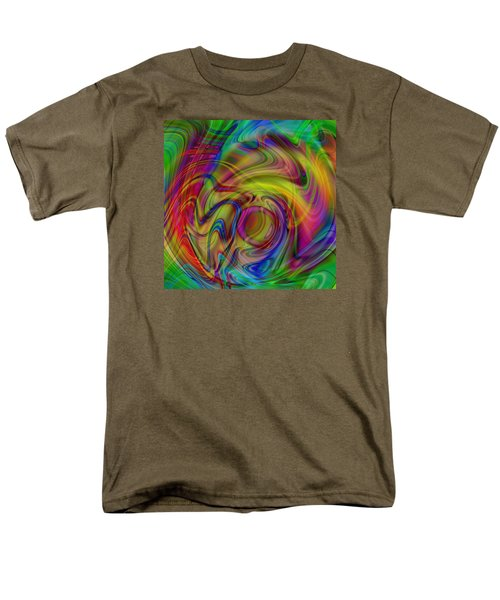 Love Is In The Air Men's T-Shirt  (Regular Fit) by Kevin Caudill