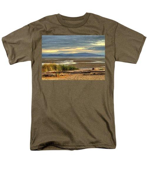 Low Tide Men's T-Shirt  (Regular Fit) by Randy Hall