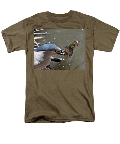 Lunch Is Served Men's T-Shirt  (Regular Fit) by Shoal Hollingsworth