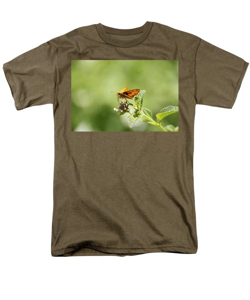 Men's T-Shirt  (Regular Fit) featuring the photograph Lunch Time by Amy Gallagher