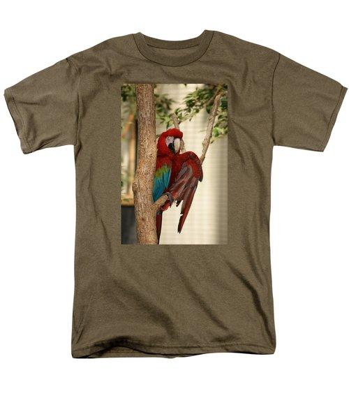 Maccraw  Men's T-Shirt  (Regular Fit) by Heidi Poulin