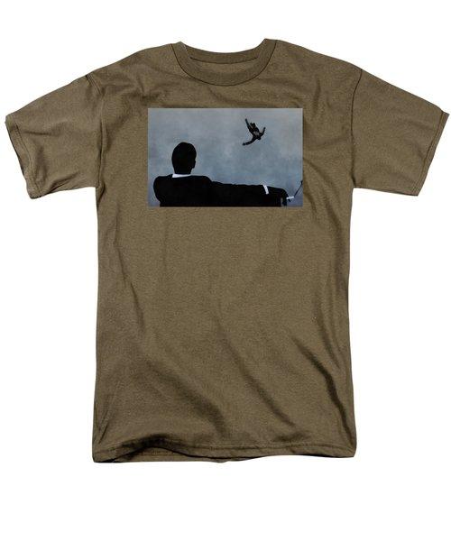 Mad Men Art Men's T-Shirt  (Regular Fit) by Dan Sproul