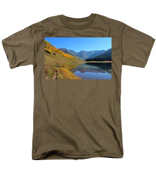 Magical View Men's T-Shirt  (Regular Fit) by Fiona Kennard